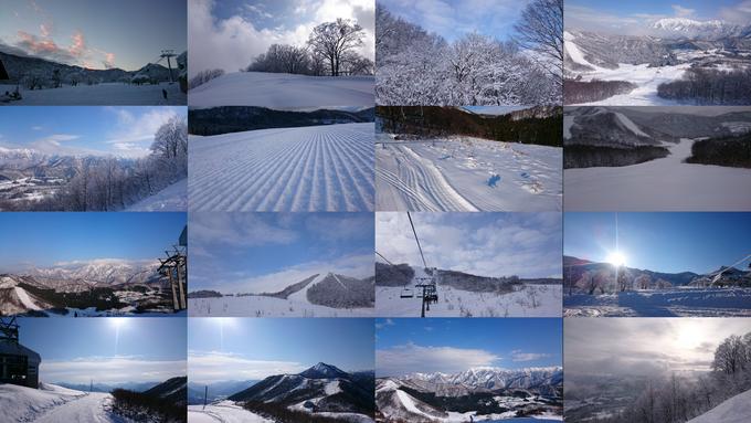 雪山インデックス2016-舞子スノーリゾート